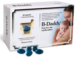 Pharma Nord B-Daddy 60 kaps