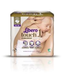 Libero Touch Open Single 2-5 kg (Str.1)