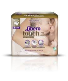Libero Touch Premature op til 2,5 kg