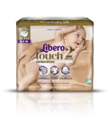 Libero Touch Open Single 3-6 kg (Str.2)