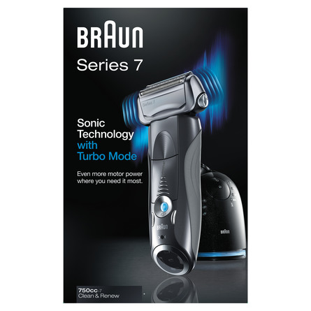 Braun Shaver Series 7 750cc-7 750cc-7