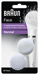 Braun Face 80 Børste til Normal Hud Face 80