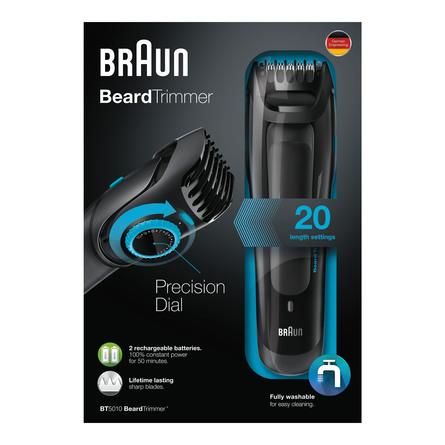 Braun Skægtrimmer BT5010