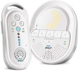 Philips Avent Baby Monitor ECO SCD506