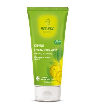 Weleda Citrus Body Wash 200 ml