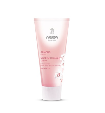 Weleda Almond Soothing Cleansing Lotion 75 ml