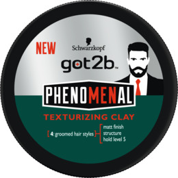 Schwarzkopf Got2b Phenomenal Texturizing Clay 100 ml