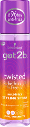Schwarzkopf Got2b Twisted AntiFrizz Spray 200 ml
