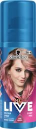 Schwarzkopf LIVE Color Spray Candy Pink