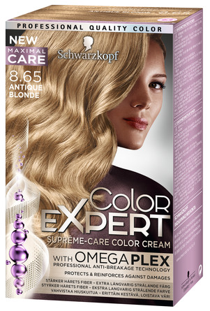 Schwarzkopf Color Expert 8.65 Antique Blonde