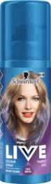 Schwarzkopf LIVE Color Spray Purple KIss