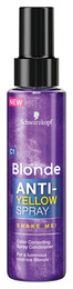 Schwarzkopf Blonde C1 Anti-Yellow Spray