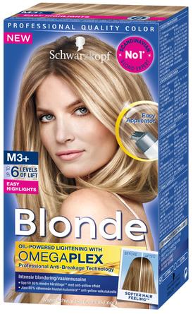 Schwarzkopf Blonde M3+ Easy Highlights