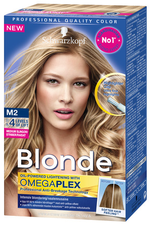 Schwarzkopf Blonde M2 Highlights Medium