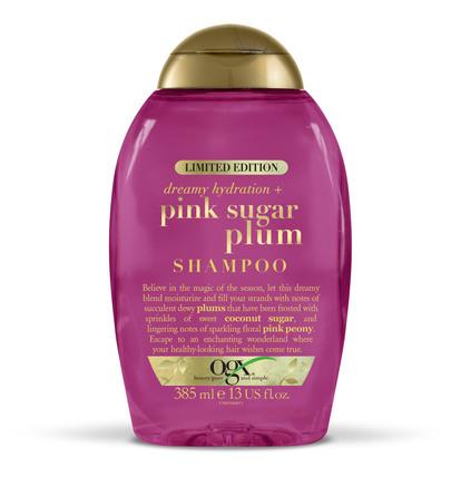OGX Pink Sugar Plum Shampoo 385 ml