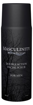 Beaute Pacifique Masculinity Double Action Face Scrub 100 ml