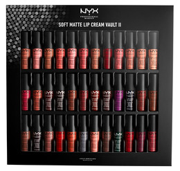 NYX PROF. MAKEUP  SOFT MATTE LIP CREAM VAULT