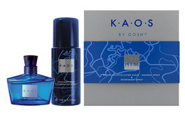 Gosh Copenhagen KAOS For Men Giftset