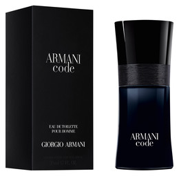Giorgio Armani Code Men Eau de Toilette 50 ml
