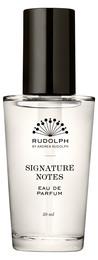 Rudolph Care Signature Notes, Eau de parfume 50 ml