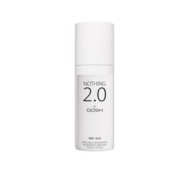 Gosh dufte Nothing 2.0 Her Deodorant Spray 150 Ml