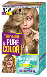 Schwarzkopf Pure Color 8.0 True Blond