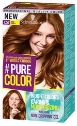 Schwarzkopf Pure Color 7.57 True Toffee