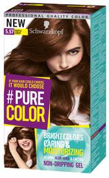 Schwarzkopf Pure Color 5.57 Maple Sirup