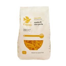 Majs & Ris Fusilli Pasta gl.fri Doves Ø 500 g