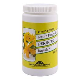 Natur Drogeriet Perikon 375 mg 90 kapsler