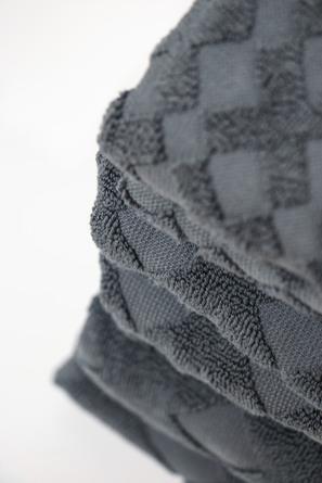 Mette Ditmer Håndklædepakke 6 stk. Grå