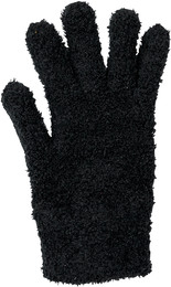Laze Tactel Handsker Sort onesize