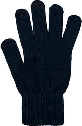 Laze Magic Handsker med Touch Marine Blå Onesize