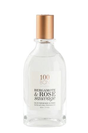 100BON Bergamote & Rose Sauvage Eau de Parfum 50 ml