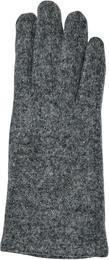 Lux by laze Uldhandske m. similisten Grey L/XL