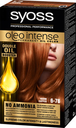 Syoss Oleo Intense 6-76 Warm Copper 1 stk.