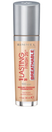 Rimmel Lasting Finish Breathable Foundation 100