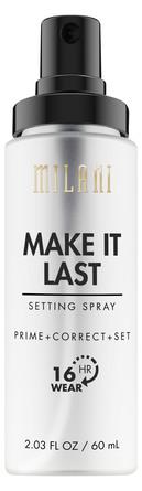 Milani Make it Last Setting Spray 60 ml