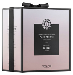 Maria Nila, Pure Volume + Breeze Soap gaveæske