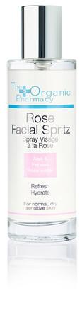 Organic Pharmacy Rose Facial Spritz 100 ml