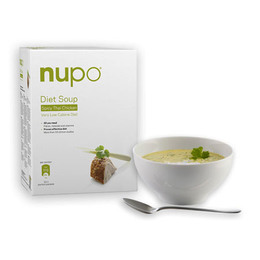 Nupo spicy thai kylling klassisk suppe 384 g