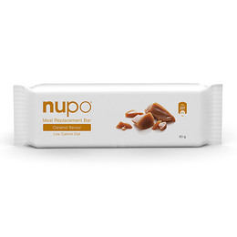 Nupo meal bar karamel 60 g