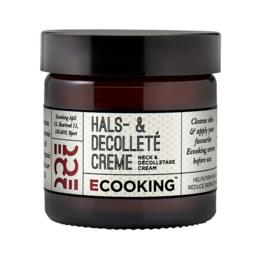 Ecooking Hals-& Decolleté Creme 50 ml