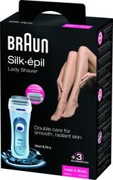 Braun Silk-épil LS5160 Wet&Dry Lady Shaver