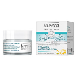 Lavera Basis Anti-Ageing Q10 Dagcreme 50 ml Øko