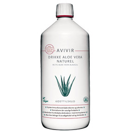 AVIVIR Aloe Vera Drikkeklar 1000 ml