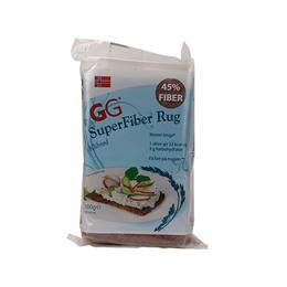 GG SuperFiber Rug Klidbrød 100 g