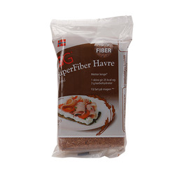 GG SuperFiber Havre Klidbrød 100 g