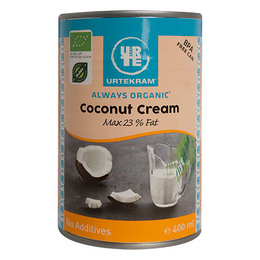 Coconut cream Ø 400 ml