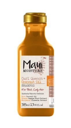 MAUI Coconut Oil Shampoo 385 ml